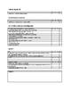 Kindergarten Standards Based Report Card Common Core
