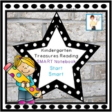 Kindergarten Start Smart Treasures Reading SMART Notebook File