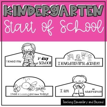 Kindergarten Start Up Bundle & Assessment Bonus {Ontario FDK}