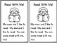 Kindergarten Step by Step Guided Reading Plans: Week 11