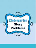 Kindergarten Story Problems