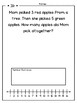Kindergarten Story Problems - add to, put together, take away