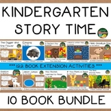 Kindergarten Story Time 10 Book Bundle