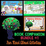 Kindergarten Story Unit Bundle #1