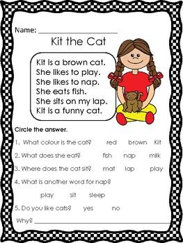 Kindergarten Story pack (UK version)