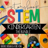 Kindergarten Storybook STEM {BUNDLE}