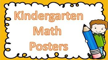 Kindergarten Subject Topic Posters