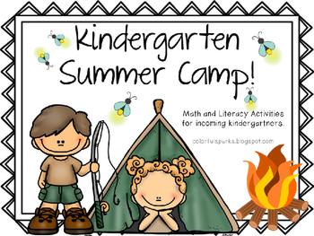 Kindergarten Summer Camp
