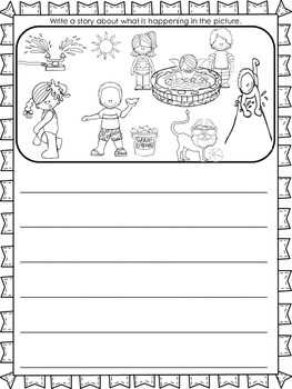 Kindergarten Summer Freebie!