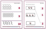 Kindergarten Summer Math Packet (Common Core)