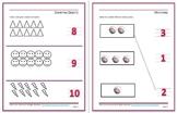 Kindergarten Summer Math Packet (Common Core)