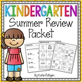 Kindergarten Summer Review Packet