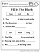 Kindergarten Summer Review Packet. Literacy and Math Skill