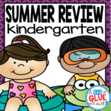 Kindergarten Summer Review