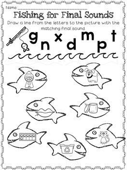 Kindergarten Summer Skills Workbook {Common Core Review}