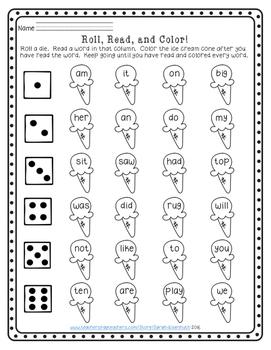 Kindergarten Summer Workbook