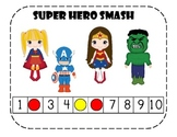 Kindergarten Super Hero Smash: Addition