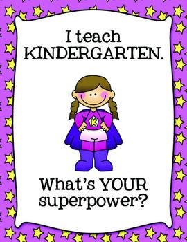Kindergarten Super Pack