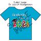 """Kindergarten T Shirt Design """"Graduating Class of 2026"""""""
