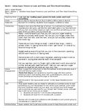 Kindergarten TC Reading Unit 2- Super Powers Lesson Plan Bundle
