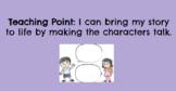 Kindergarten TC Writing Unit 1 - Launching the Writing Wor
