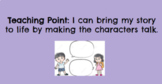 Kindergarten TC Writing Unit 1 Lesson Plans AND Google Slides -Distance Learning