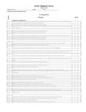 Kindergarten TEK Individual Assessment-Science