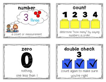 Kindergarten TERC Investigations Book 2 Companion: Count & Compare Learning Map