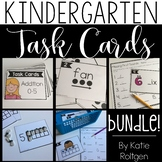 Kindergarten Task Card Bundle