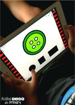 Kindergarten Task Cards Math Bundle (Digital & Printable)