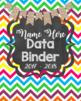 Kindergarten Teacher Binder - Editable Binder Covers
