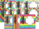 Kindergarten Teacher Binder - Editable Covers