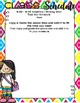 Kindergarten Teacher Binder - Schedule