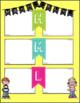 Kindergarten Teacher Binder - Student Tracking