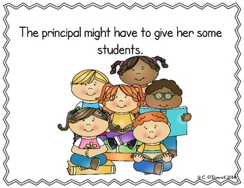 Kindergarten Teacher Book: If you give a teacher a classroom!