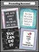 Kindergarten Classroom Decor BUNDLE Keep Calm and Teach On Inspirational Quotes
