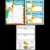 Kindergarten Teeth / Dental Health Worksheets