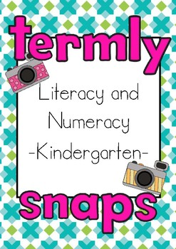 Kindergarten Term Snapshots