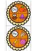 Kindergarten Thanksgiving Center Bundle- Math Centers, Literacy Centers, Writing
