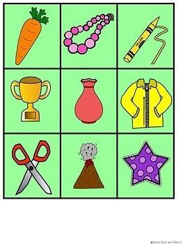 Kindergarten Thanksgiving Literacy Center - Syllable Sort