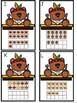 Kindergarten Thanksgiving Math Centers- 7 November Math Centers