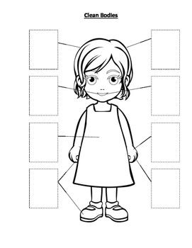 Kindergarten - The Body and Hygiene