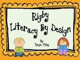 Kindergarten, Theme 1 Literacy By Design Graphic Organizers