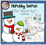 Kindergarten STEM Theme - The Winter Sun