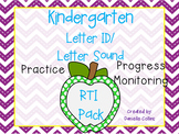 Kindergarten Tier 2 & 3 Intervention Pack (letter ID & sounds)