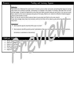 Kindergarten Time Smart Notebook and Unit of Work Bundle 1