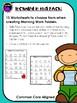 Kindergarten Trace and Erase Morning Work Folders