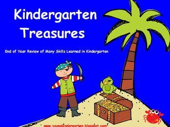 Kindergarten Treasures (Pirate theme)