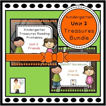 Kindergarten Treasures Unit 2 Bundle