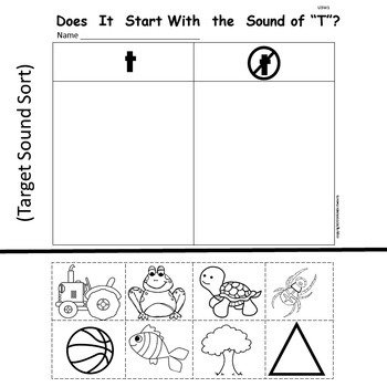 "Kindergarten ""Treasures""   Unit 3 Week 1  Sight Word see   Phonics  t"